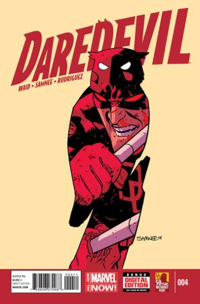 Daredevil #4 comic books for sale