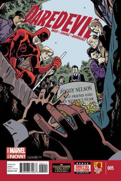 Daredevil #5 comic books for sale