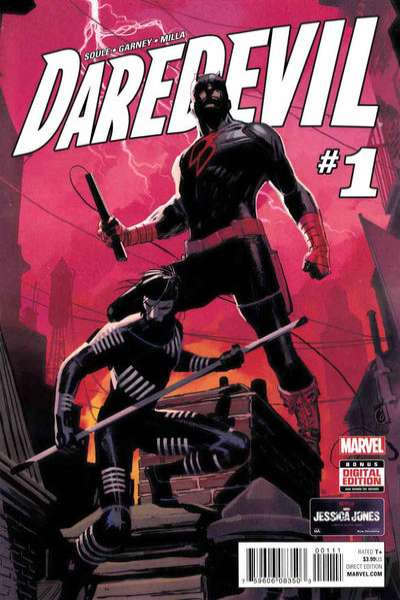 Daredevil Comic Books. Daredevil Comics.