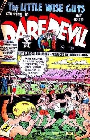 Daredevil Comics #110 comic books for sale