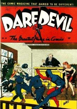 Daredevil Comics #28 comic books for sale