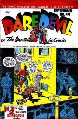 Daredevil Comics #44 comic books for sale