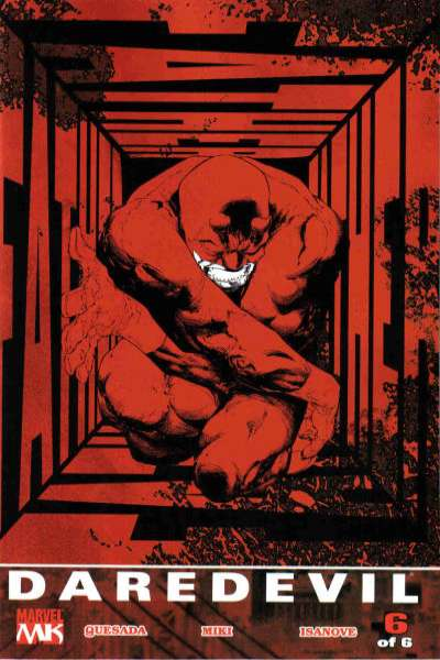 Daredevil: Father #6 Comic Books - Covers, Scans, Photos  in Daredevil: Father Comic Books - Covers, Scans, Gallery