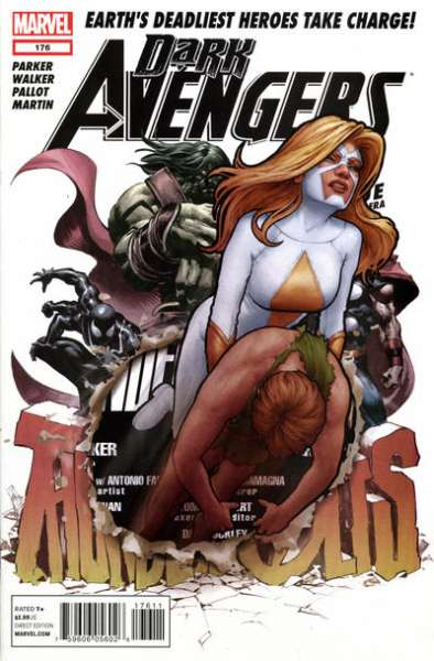 Dark Avengers #176 Comic Books - Covers, Scans, Photos  in Dark Avengers Comic Books - Covers, Scans, Gallery