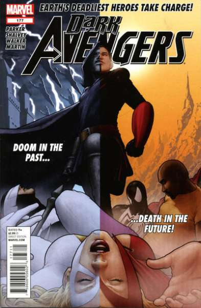 Dark Avengers #177 Comic Books - Covers, Scans, Photos  in Dark Avengers Comic Books - Covers, Scans, Gallery