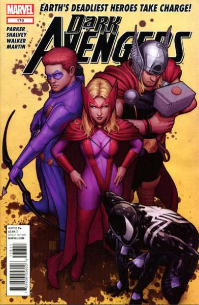 Dark Avengers #178 Comic Books - Covers, Scans, Photos  in Dark Avengers Comic Books - Covers, Scans, Gallery