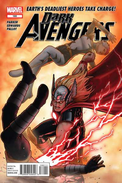 Dark Avengers #180 Comic Books - Covers, Scans, Photos  in Dark Avengers Comic Books - Covers, Scans, Gallery