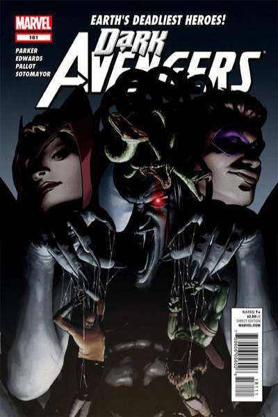 Dark Avengers #181 comic books for sale