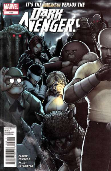 Dark Avengers #182 comic books for sale