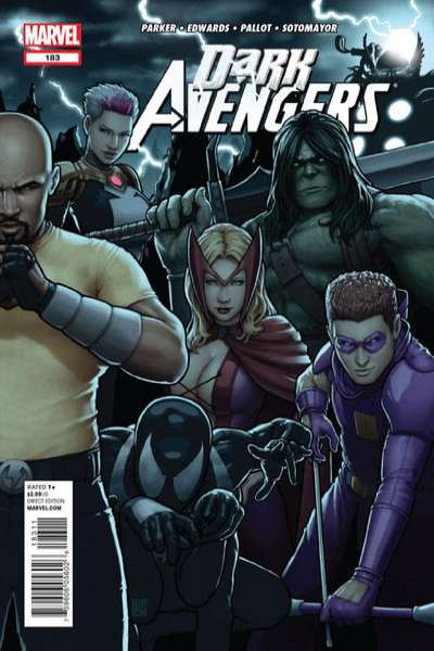 Dark Avengers #183 Comic Books - Covers, Scans, Photos  in Dark Avengers Comic Books - Covers, Scans, Gallery