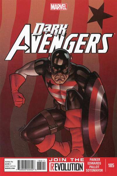 Dark Avengers #185 Comic Books - Covers, Scans, Photos  in Dark Avengers Comic Books - Covers, Scans, Gallery