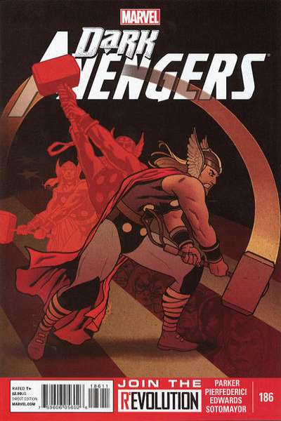 Dark Avengers #186 Comic Books - Covers, Scans, Photos  in Dark Avengers Comic Books - Covers, Scans, Gallery