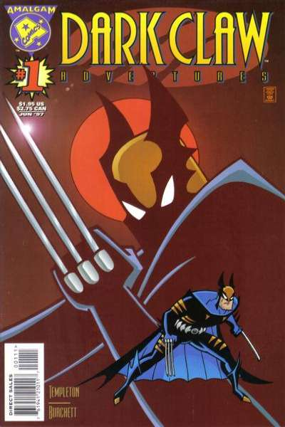 Dark Claw Adventures #1 comic books for sale