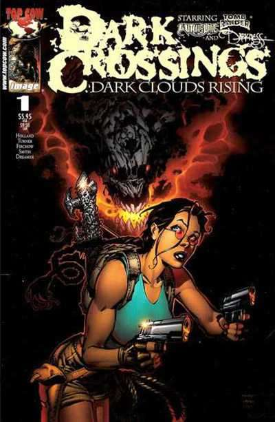 Dark Crossings: Dark Clouds Rising #1 comic books - cover scans photos Dark Crossings: Dark Clouds Rising #1 comic books - covers, picture gallery