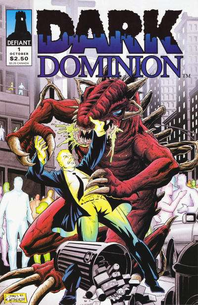 Dark Dominion #1 comic books for sale