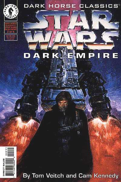Dark Horse Classics: Dark Empire #2 Comic Books - Covers, Scans, Photos  in Dark Horse Classics: Dark Empire Comic Books - Covers, Scans, Gallery
