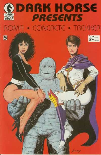 Dark Horse Presents #5 Comic Books - Covers, Scans, Photos  in Dark Horse Presents Comic Books - Covers, Scans, Gallery