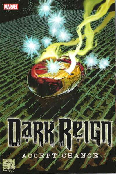 Dark Reign: Accept Change comic books