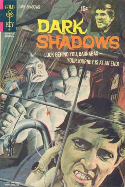 Dark Shadows #11 comic books - cover scans photos Dark Shadows #11 comic books - covers, picture gallery