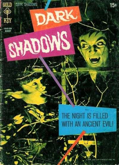 Dark Shadows #6 Comic Books - Covers, Scans, Photos  in Dark Shadows Comic Books - Covers, Scans, Gallery