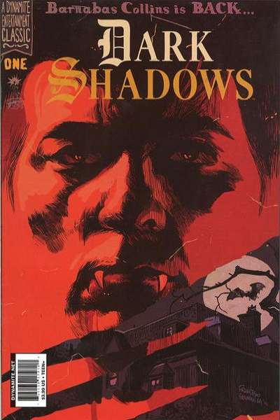 Dark Shadows comic books