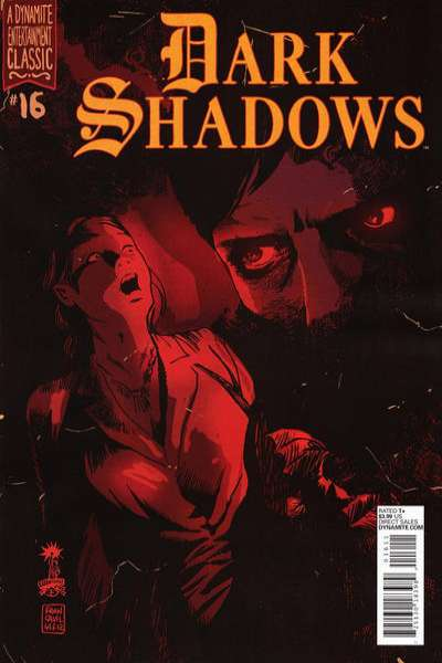 Dark Shadows #16 comic books for sale