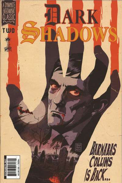 Dark Shadows #2 comic books for sale