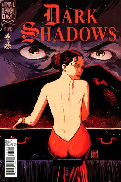 Dark Shadows #5 comic books for sale