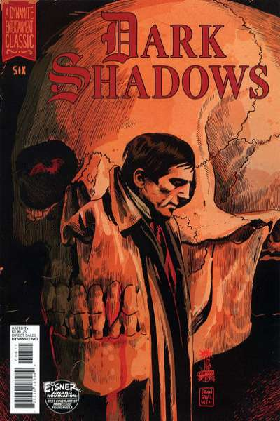 Dark Shadows #6 comic books for sale