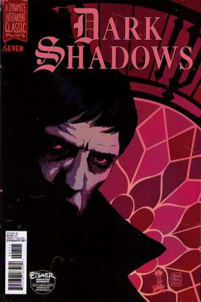 Dark Shadows #7 comic books for sale