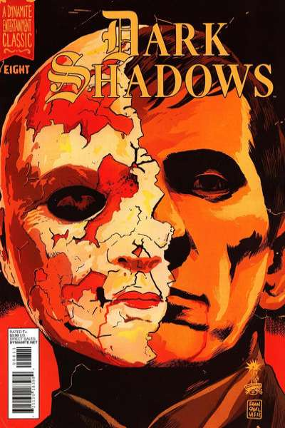 Dark Shadows #8 comic books for sale