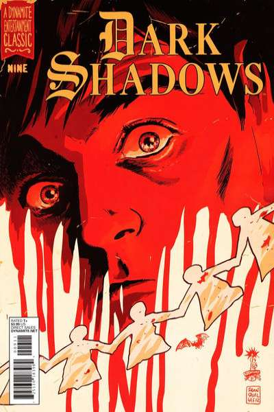 Dark Shadows #9 comic books for sale