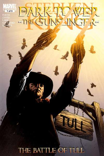Dark Tower: The Gunslinger - The Battle of Tull comic books
