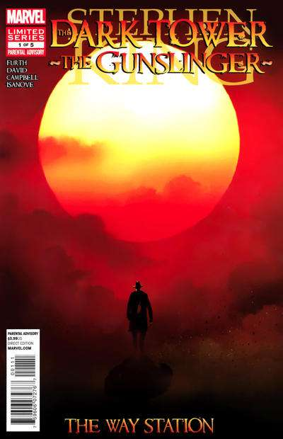 Dark Tower: The Gunslinger - The Way Station comic books