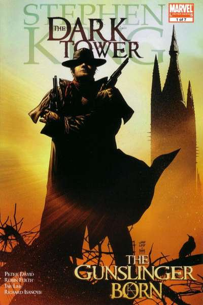 Dark Tower: The Gunslinger Born Comic Books. Dark Tower: The Gunslinger Born Comics.