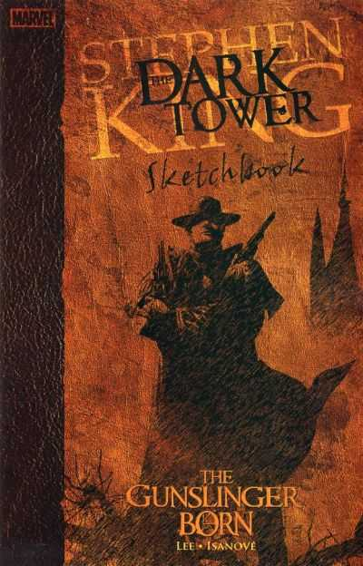 Dark Tower: The Gunslinger Born #1 comic books - cover scans photos Dark Tower: The Gunslinger Born #1 comic books - covers, picture gallery