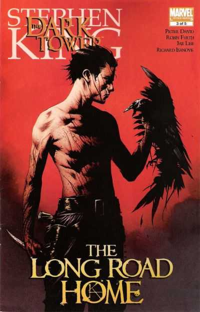 Dark Tower: The Long Road Home #3 comic books - cover scans photos Dark Tower: The Long Road Home #3 comic books - covers, picture gallery
