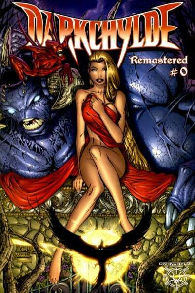 Darkchylde Remastered #0 comic books for sale