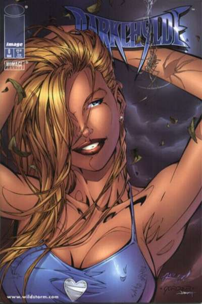 Darkchylde #0 comic books - cover scans photos Darkchylde #0 comic books - covers, picture gallery