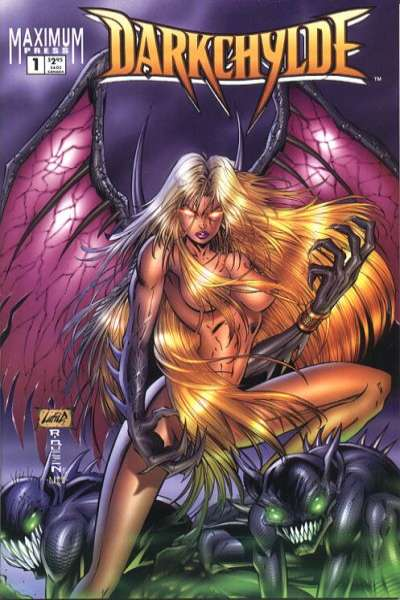 Darkchylde # comic book complete sets Darkchylde # comic books
