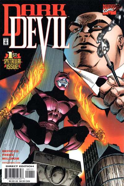 Darkdevil comic books