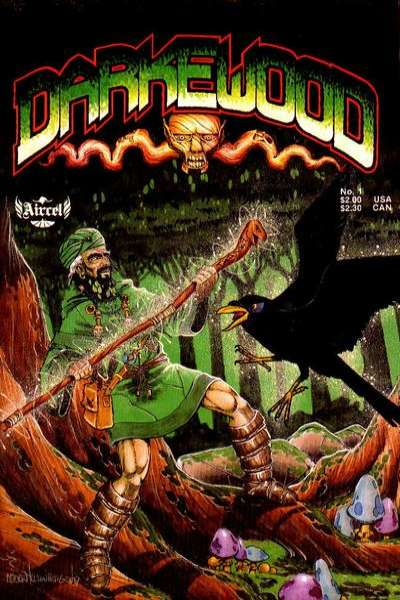 Darkewood #1 Comic Books - Covers, Scans, Photos  in Darkewood Comic Books - Covers, Scans, Gallery