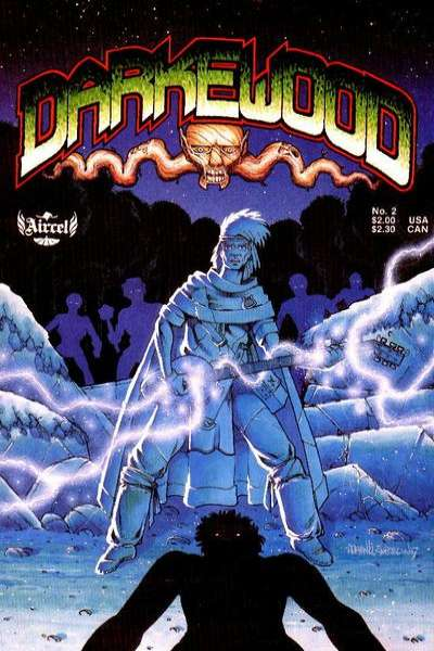Darkewood #2 Comic Books - Covers, Scans, Photos  in Darkewood Comic Books - Covers, Scans, Gallery