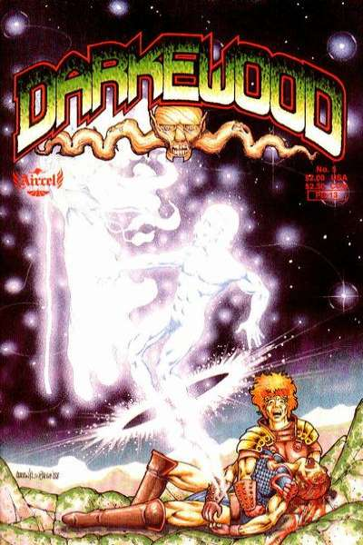 Darkewood #5 Comic Books - Covers, Scans, Photos  in Darkewood Comic Books - Covers, Scans, Gallery