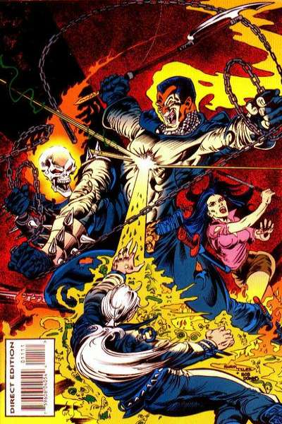 Darkhold: Pages from the Book of Sins #11 comic books for sale
