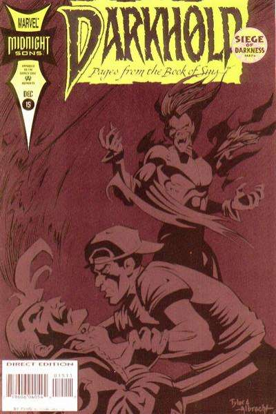 Darkhold: Pages from the Book of Sins #15 comic books for sale