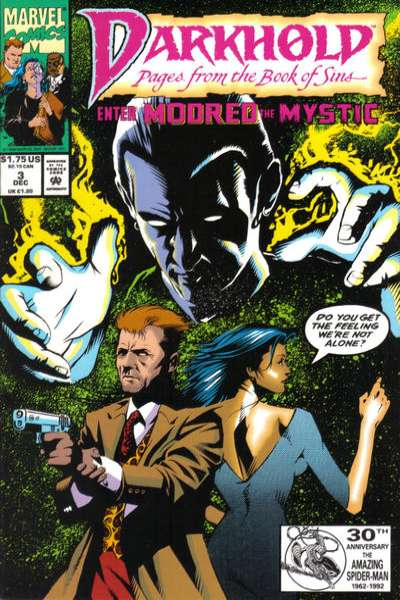 Darkhold: Pages from the Book of Sins #3 comic books for sale