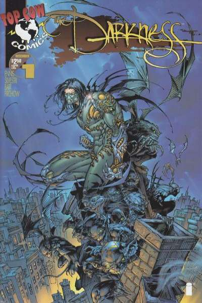 Darkness #1 Comic Books - Covers, Scans, Photos  in Darkness Comic Books - Covers, Scans, Gallery