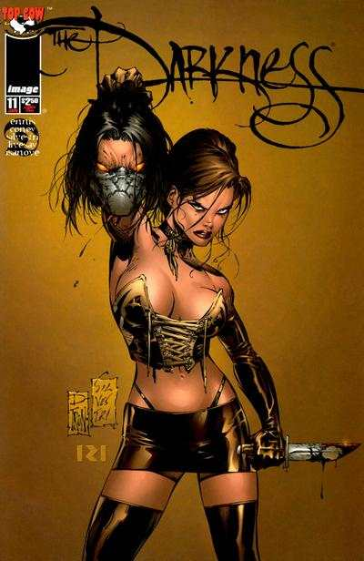 Darkness #11 Comic Books - Covers, Scans, Photos  in Darkness Comic Books - Covers, Scans, Gallery