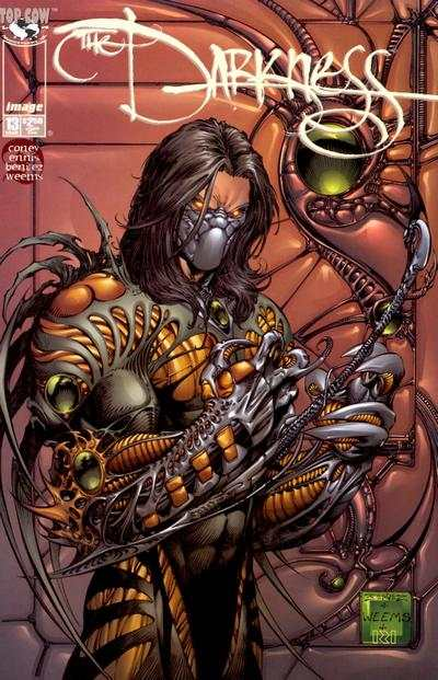Darkness #13 Comic Books - Covers, Scans, Photos  in Darkness Comic Books - Covers, Scans, Gallery